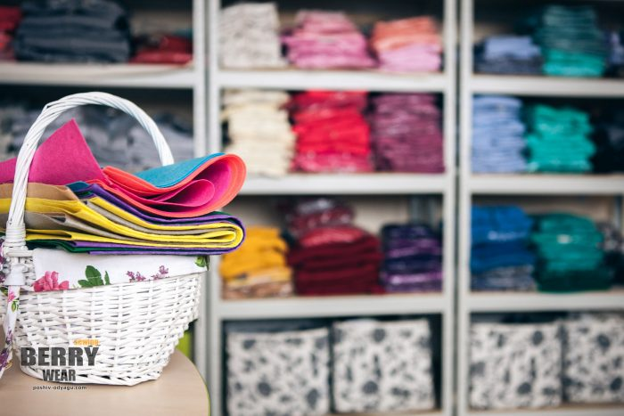 Пошив одежды оптом Киев