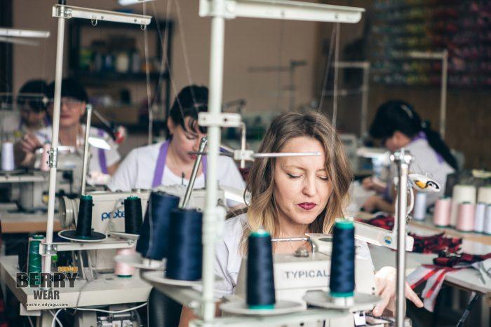 Пошивочный цех Киев
